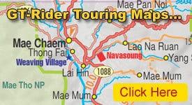 GT-Rider Maps - Thailand & Laos!